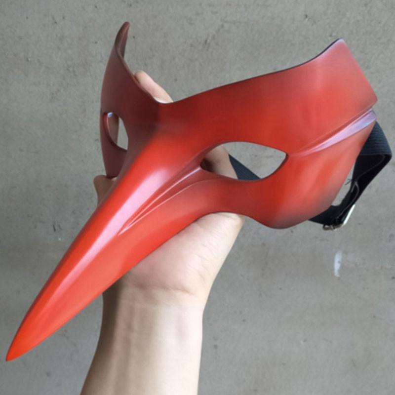 ペルソナ5  明智吾郎 仮面 コスプレ道具