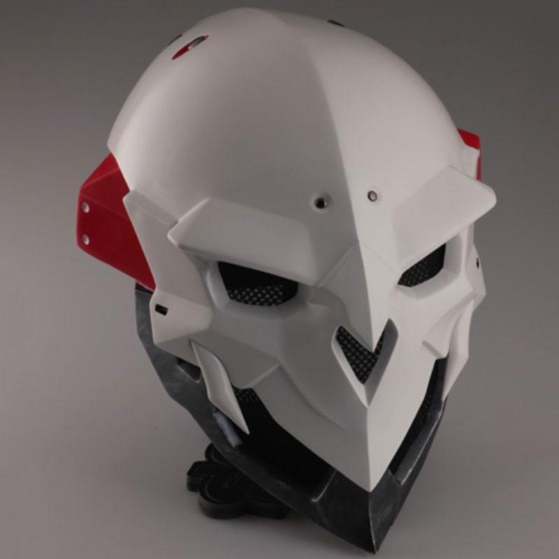 オーバーウォッチ リーパー ヘルメット コスプレ道具