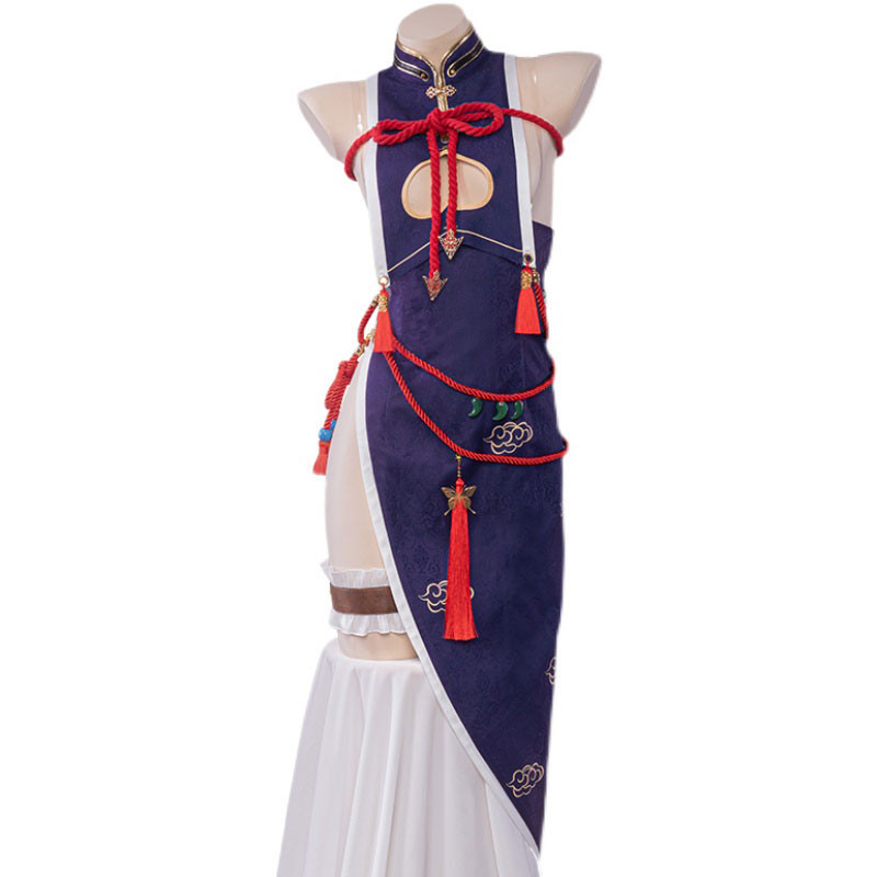 FGO 源赖光 チャイナ服 中国風チャイナドレス