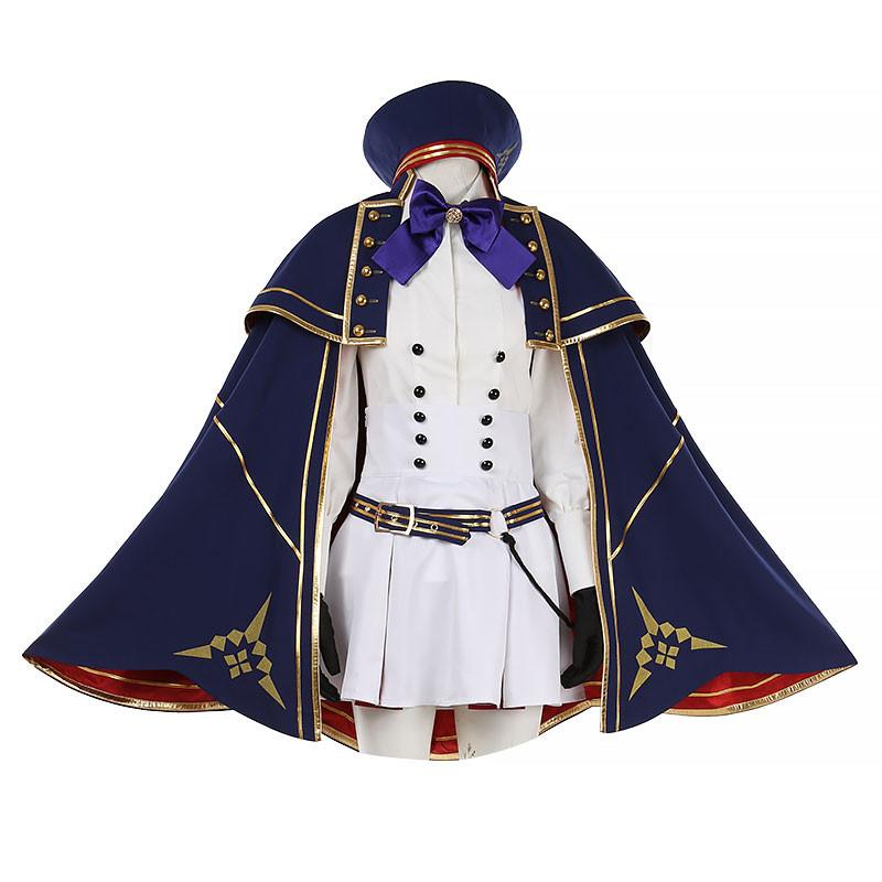 FGO フェイトグランドオーダー アルトリアキャスター 第二段階 コスプレ衣装