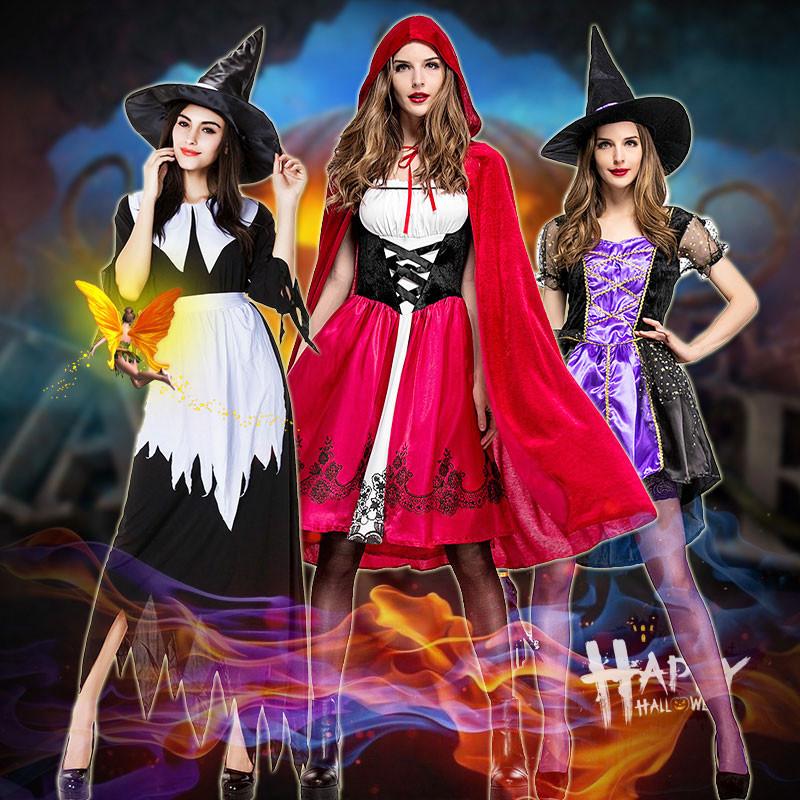 ハロウィン マント 魔女 魔法使い 女性 セクシー 大人用コスプレ衣装