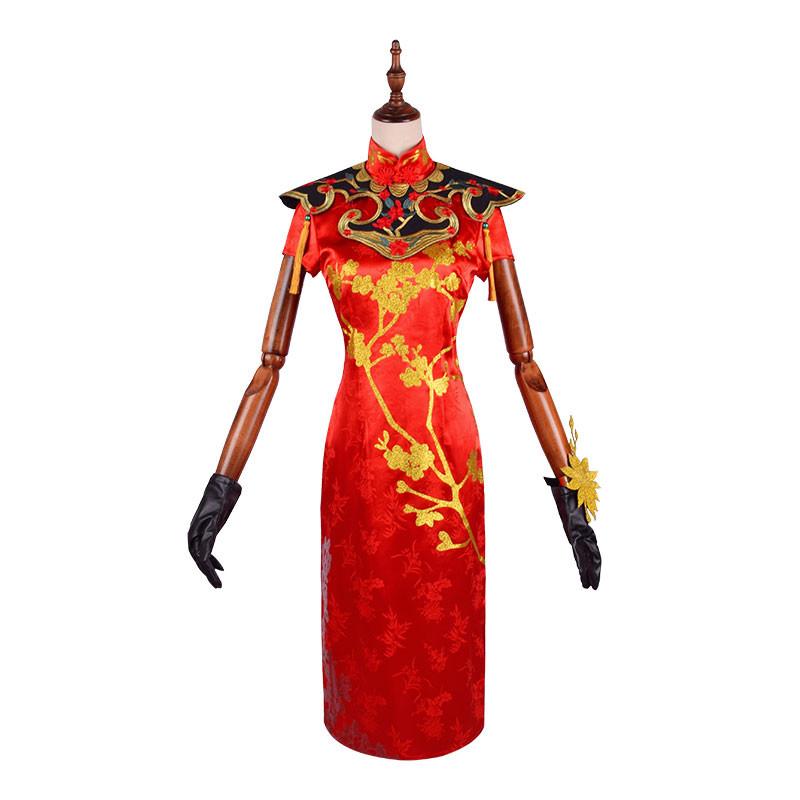 アイデンティティV Identity V 空軍 ダンス服 チャイナドレス 中国風 コスチューム