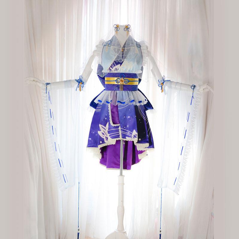 アイドルマスター THE IDOLM@STER 藤原肇 アイマス 憧憬の絵姿 コスプレ衣装 可愛い