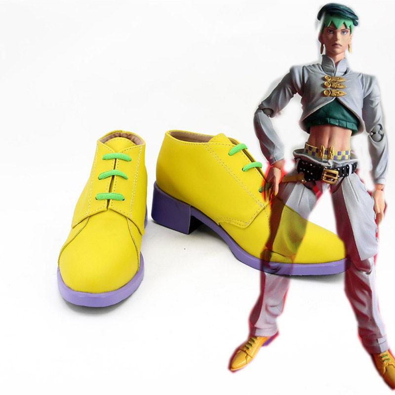 ジョジョの奇妙な冒険 岸辺露伴 道具 コスプレ靴 靴