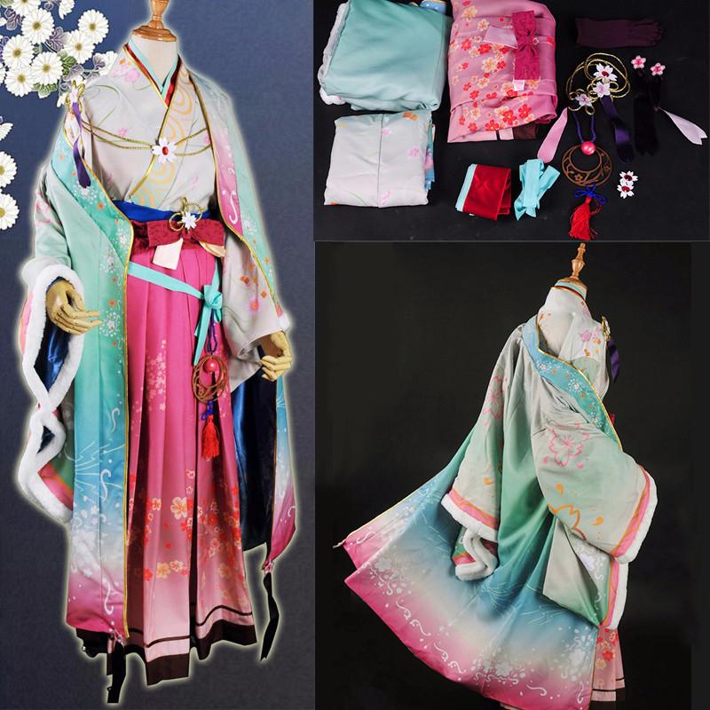 夢王国と眠れる100人の王子様 夢100 桜 sp未觉 コスプレ衣装