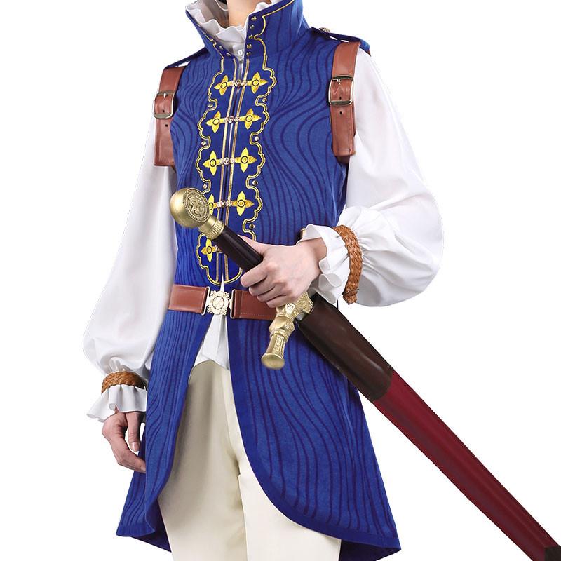 僕のヒーローアカデミア 轟焦凍  コスプレ衣装 復古騎士風