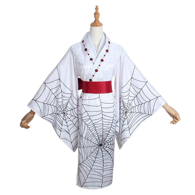 鬼滅の刃 コスプレ衣装 下弦の伍 累 着物 和服
