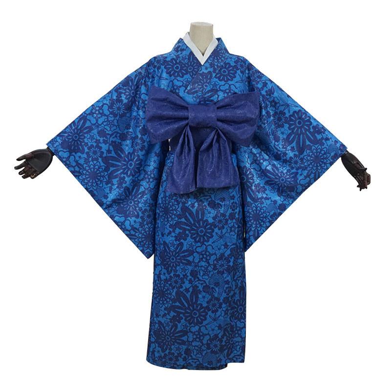 鬼滅の刃 嘴平 伊之助(はしびら いのすけ) コスプレ衣装 コスチューム 和服