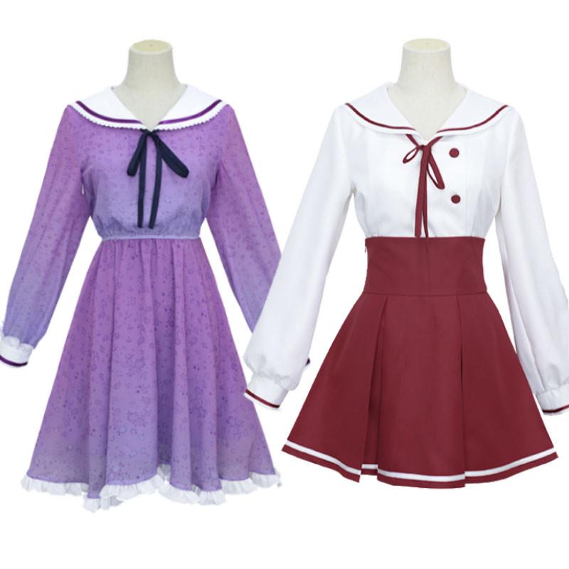 彼女、お借りします 桜澤墨 可愛 ドレス 日常服 仮装 コスチューム