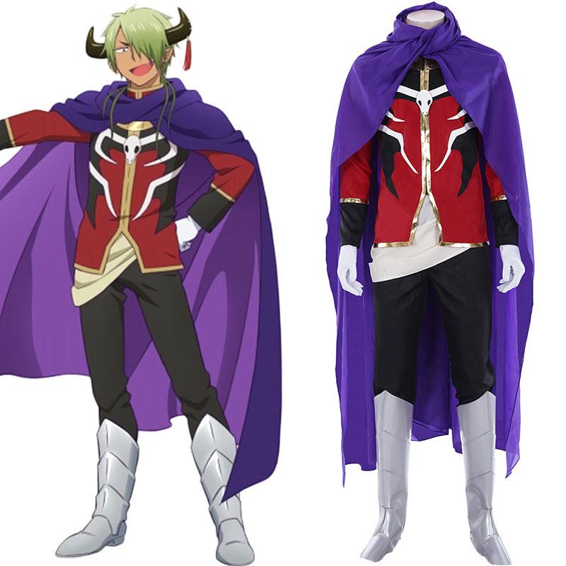 魔王城でおやすみ  魔王 Demon King コスプレ衣装 男装 仮装
