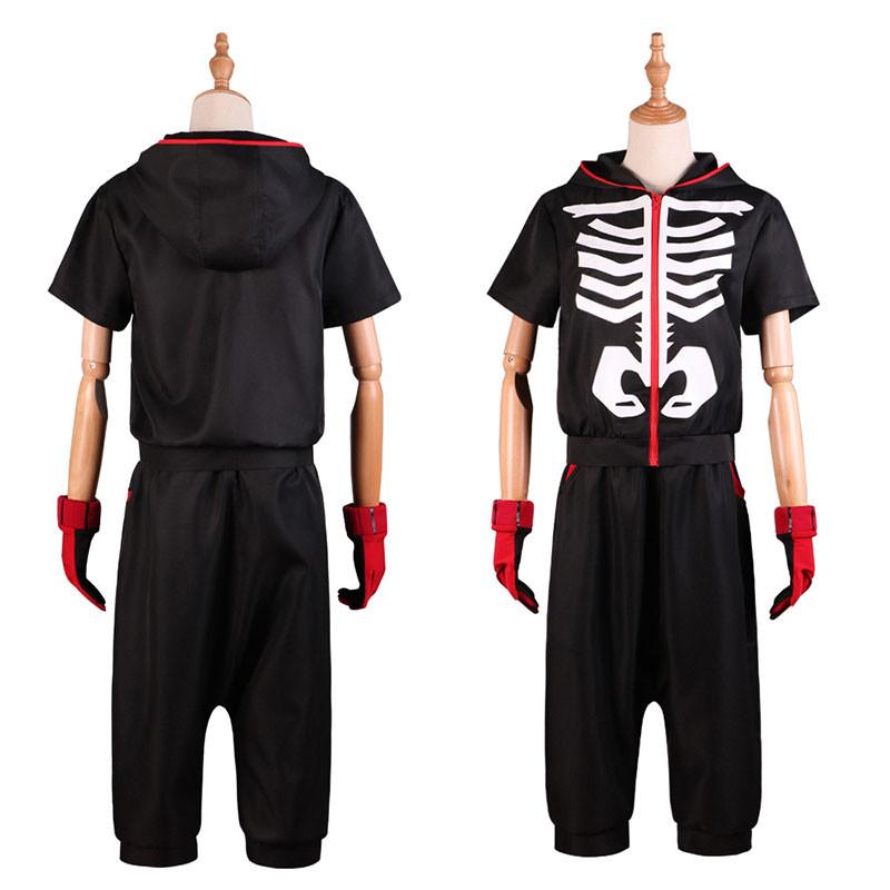 怪物事変 日下夏羽 コスプレ衣装 日常用可能