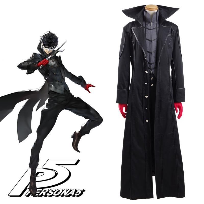 Persona5 ペルソナ5 ペルソナファイブ ジョーカー 怪盗団 コスプレ衣装