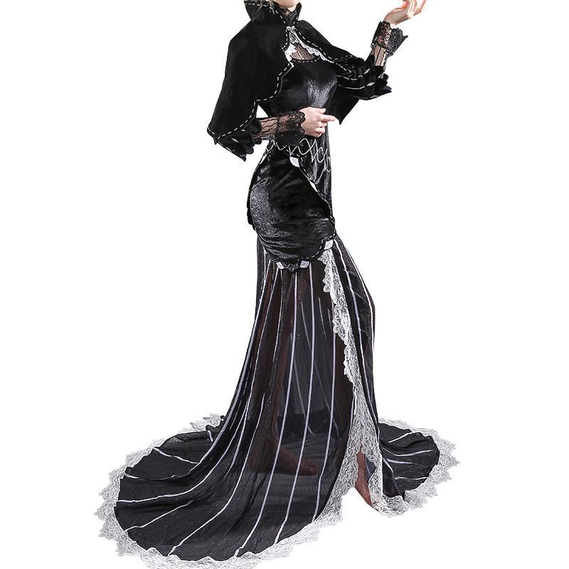 Re:ゼロから始める異世界生活  強欲の魔女 エギドナ コスプレ衣装 豪華版衣装