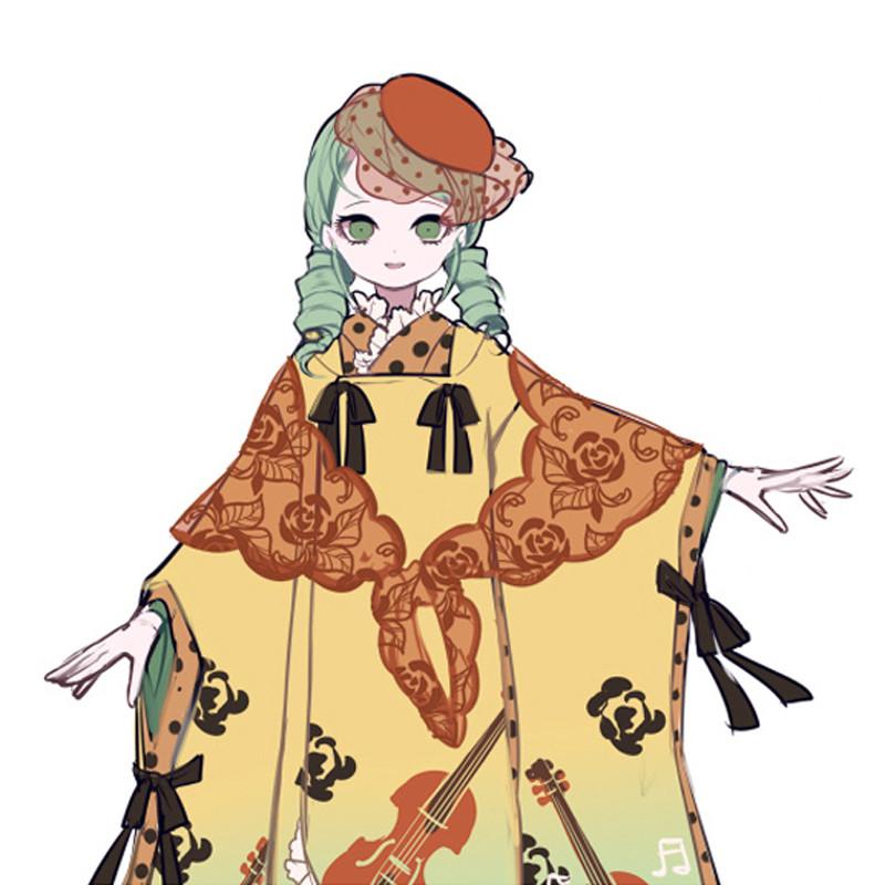 【予約商品】ローゼンメイデン 金糸雀  全セット コスプレ衣装 予約中