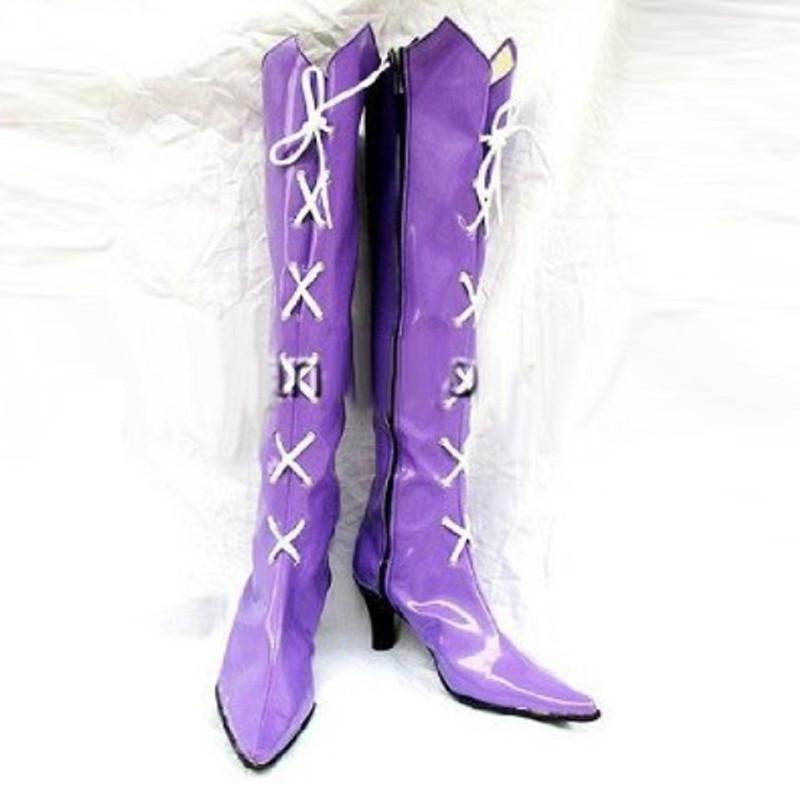 美少女戦士セーラームーン 土萠 ほたる(ともえ ほたる) ブーツ セーラーサターン コスプレ靴