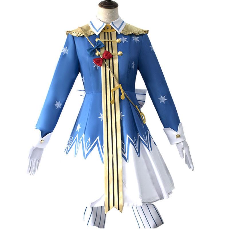 2020 ボーカロイド 初音ミク 魔法 雪ミク コスプレ衣装