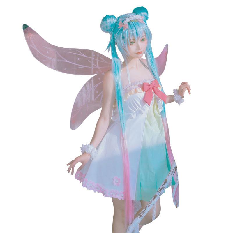 初音ミク フィギュア 3rd season spring ver. 妖精風 ドレス