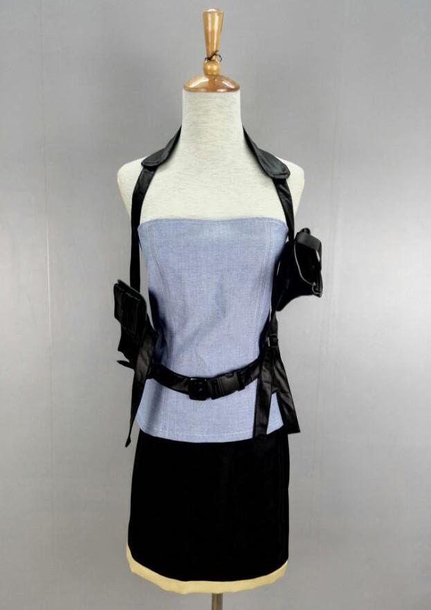 バイオハザード3 ジルバレンタイン コスプレ衣装