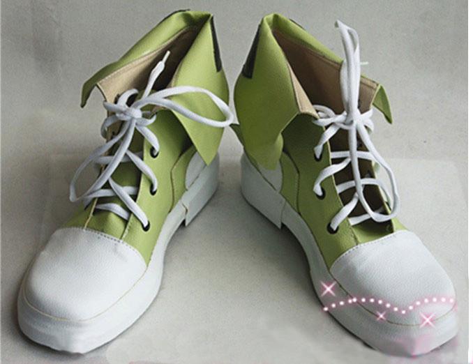 カゲロウプロジェクト 木戸つぼみ (きどつぼみ) コスプレ靴ブーツ