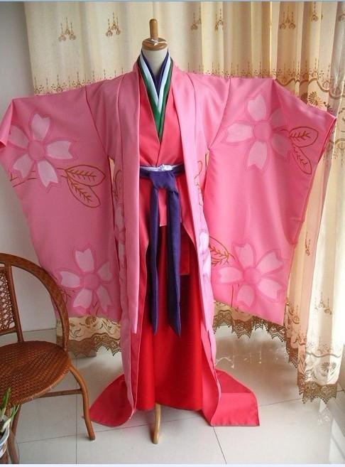 ぬらりひょんの孫 珱姫(ようひめ)風和服 コスプレ衣装
