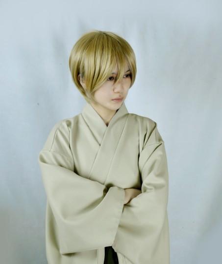 銀魂 幼年 沖田総悟 剣道服 コスプレ衣装