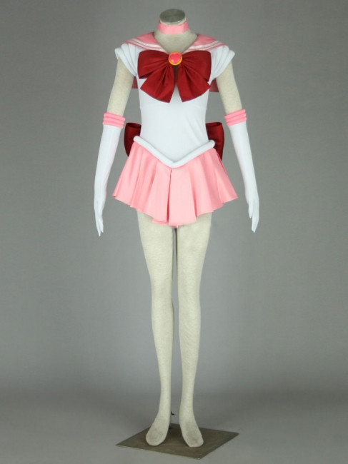 月野兎 ちび 美少女戦士セーラームーン コスプレ衣装 ちびムーン