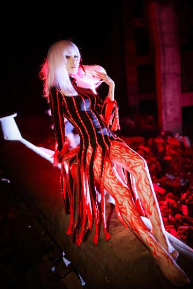 Fate stay night 間桐桜(まとう さくら)風 コスプレ衣装