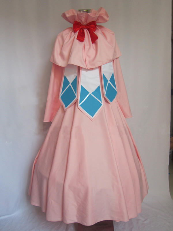 妖精の尻尾(フェアリーテイル) FAIRY TAI  初代マスター メイビス ヴァーミリオン コスプレ衣装