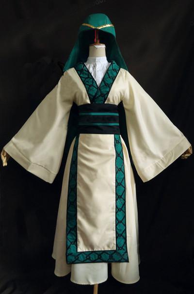 コスプレ衣装 マギ ジャーファル コスチューム