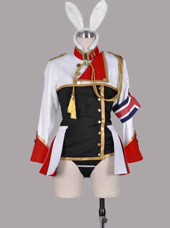 うみねこのなく頃に シエスタ姉妹近衛兵 シエスタ45 コスプレ衣装