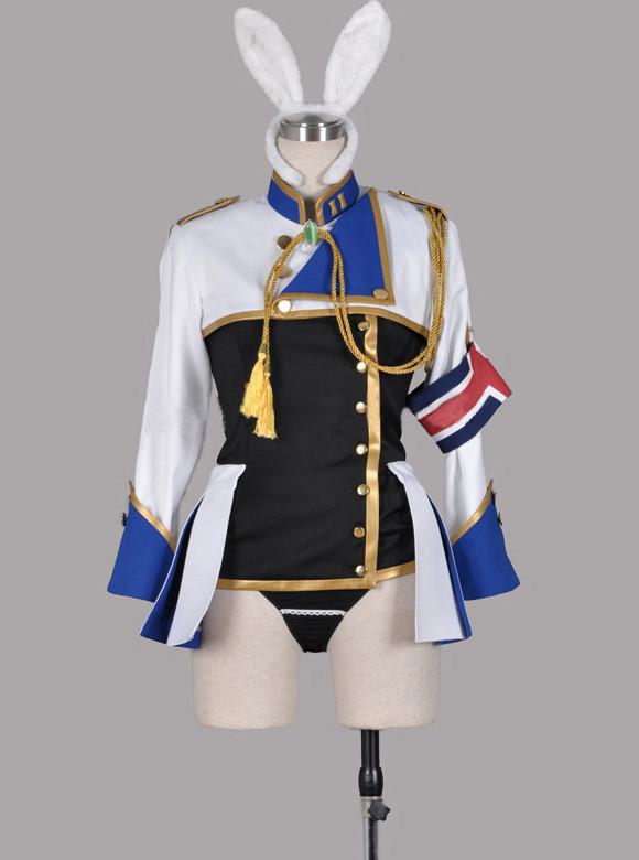 うみねこのなく頃に シエスタ姉妹近衛兵 シエスタ410 コスプレ衣装